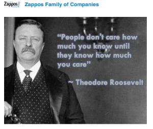 Zappos LinkedIn Screen Shot 2015-05-17 at 16.28.55